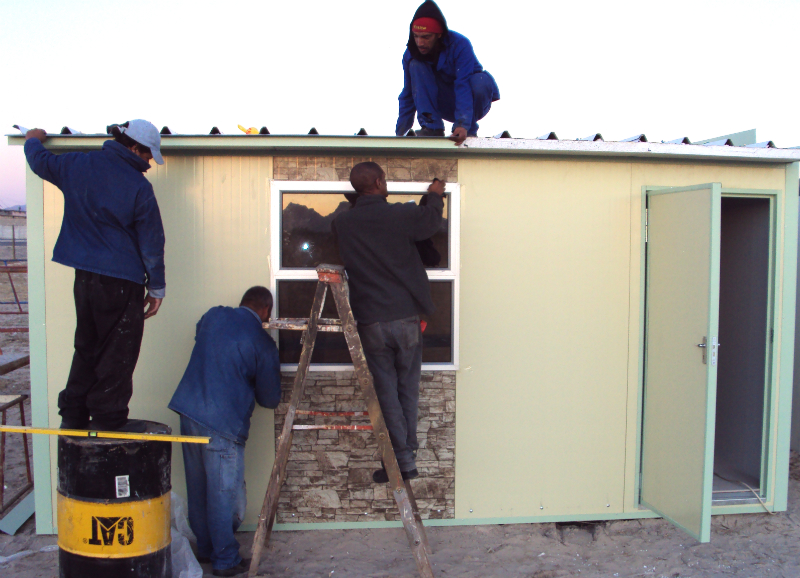 low cost housing intastor south africa